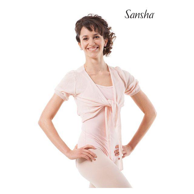 Sansha Short sleeve bolero LILY KCT10A