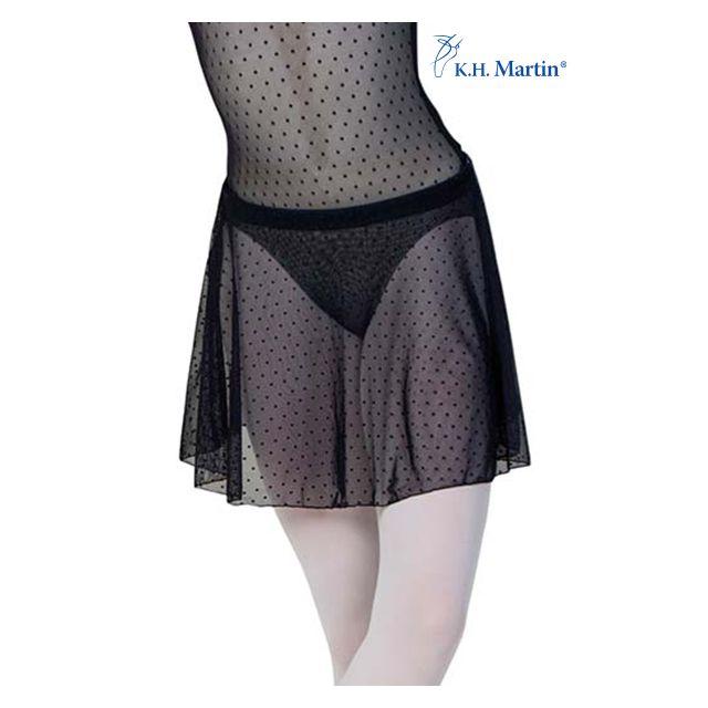 Martin pull-on short skirt AWENA KH0801