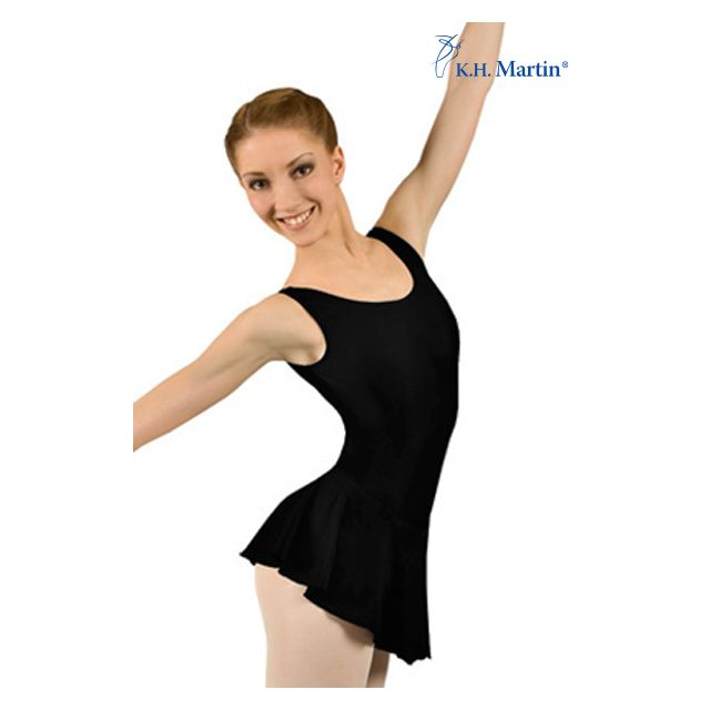 Martin leotard attached skirt GINA KH2502T