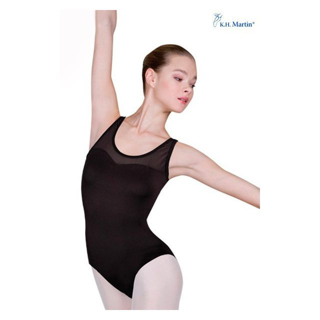 Martin sleeveless leotard KIRSKA KH2554
