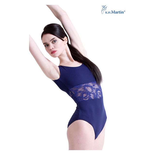 Martin sleeveless leotard KIRSTEN KH2555