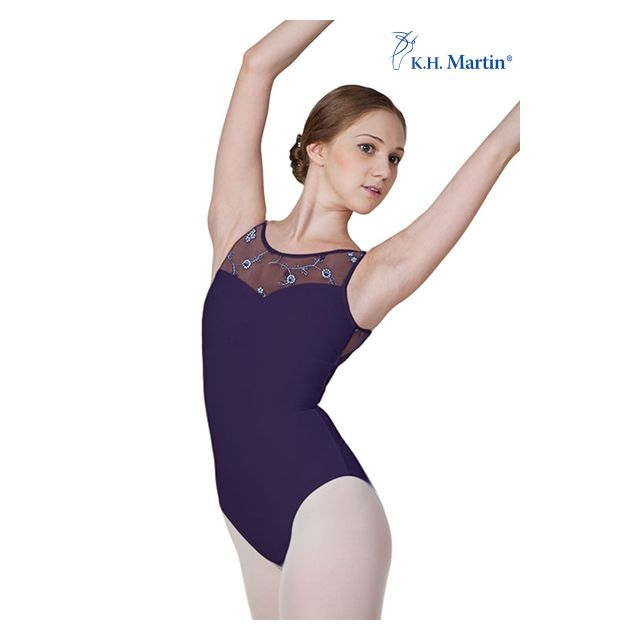 Martin sleeveless leotard ALGIA KH2558M