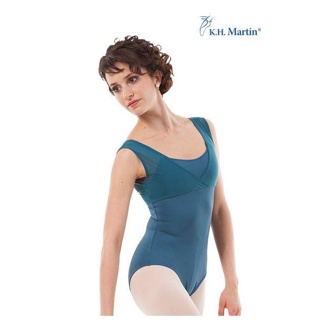 Martin sleeveless leotard AIVEE KH2569M