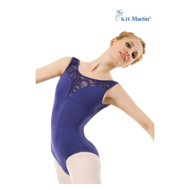 Martin sleeveless leotard mesh AYLIN KH2571M