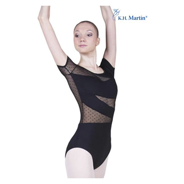 Martin Short sleeve leotard AVERA KH3523M