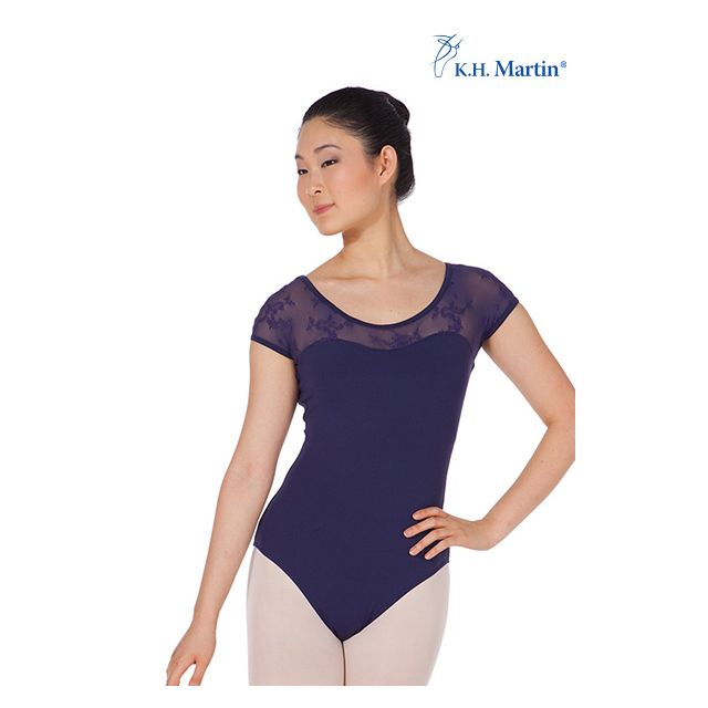 Martin short sleeve leotard ANAHI KH3527M