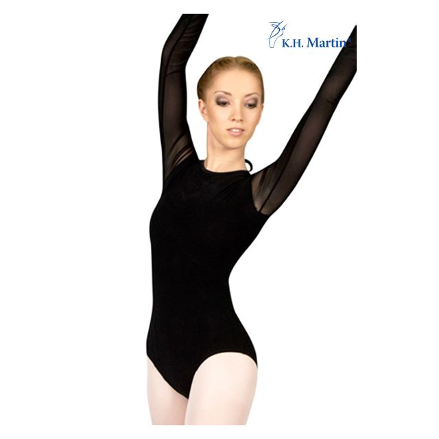 Martin long sleeve leotard GIA KH4505C