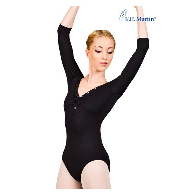 Martin 3/4 sleeve leotard KARIS KH4508M