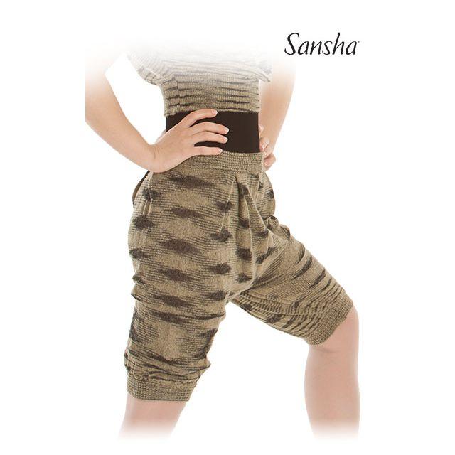 Sansha Knitted long shortpants KAMBO KT0407A