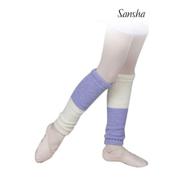 Sansha duotone girls leg warmers MALIA KT061P