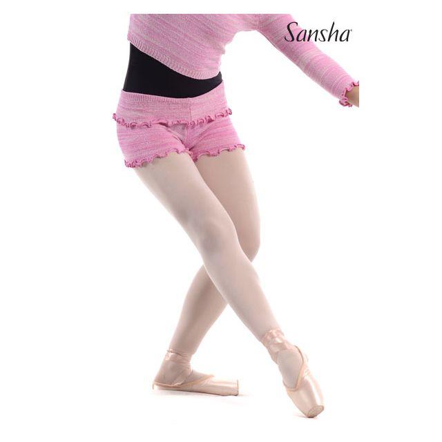 Sansha Knitted shorts KALIANA KT0622A