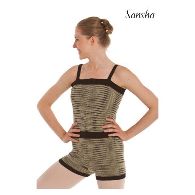 Sansha Knitted camisole jumpsuit KALANIT KT1605A