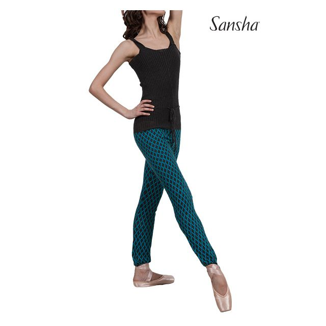Sansha duotone warm up unitard LENCI KT2111A