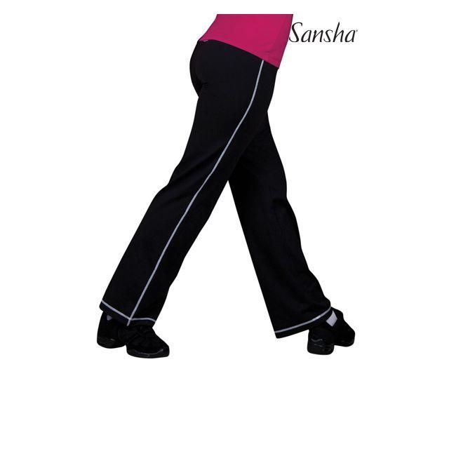 Sansha Straight leg pants ANANTA L0126S