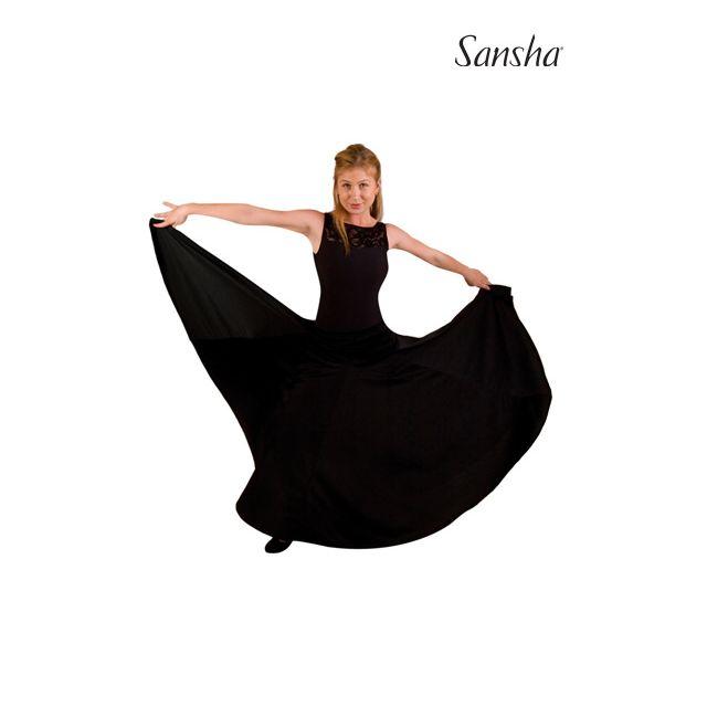 Sansha Flamenco practice skirt ALYSSA L0905P