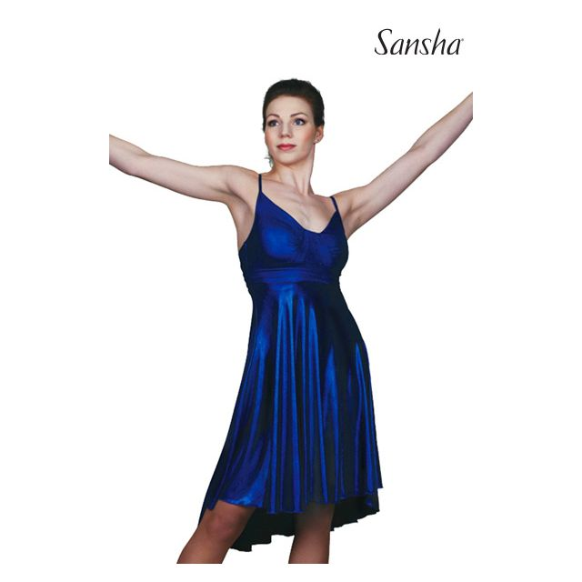 Sansha Ballroom camisole dress DIAMANDA L1708P
