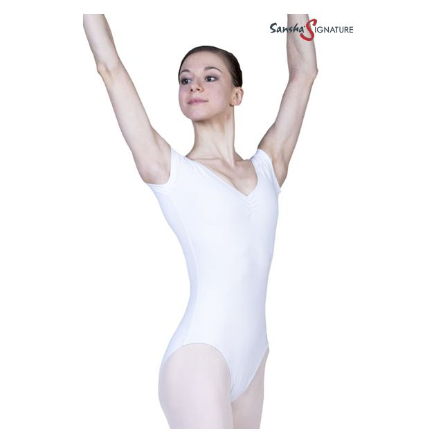 Sansha Sign cap sleeve leotard BRIYA L3551C