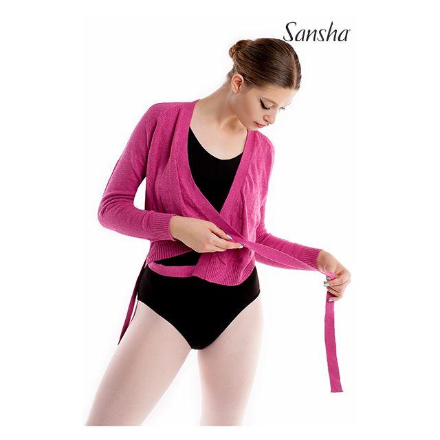 Sansha Sign long sleeve sweater KENDAL L4055A