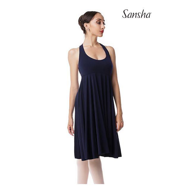 Sansha Halter dress NAYA L7702C