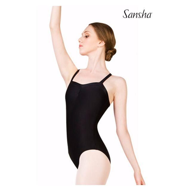 Sansha sleeveless leotard BONNIE LE2524T