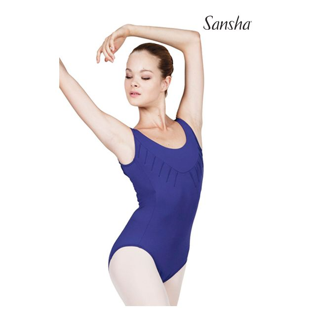 Sansha sleeveless leotard TASHA LE2545M