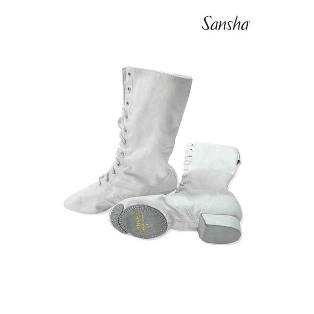 Sansha character shoes MOULIN JAUNE MR4C