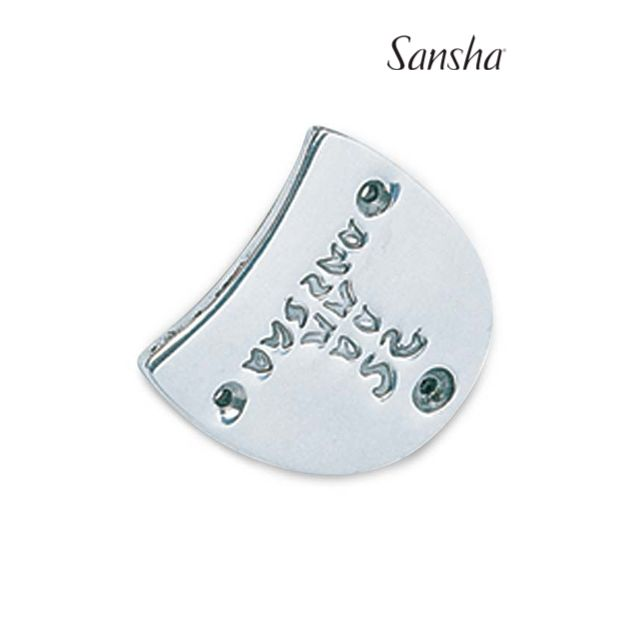 Sansha Adjustable Tone Back heel Tap 1 pair MTPB