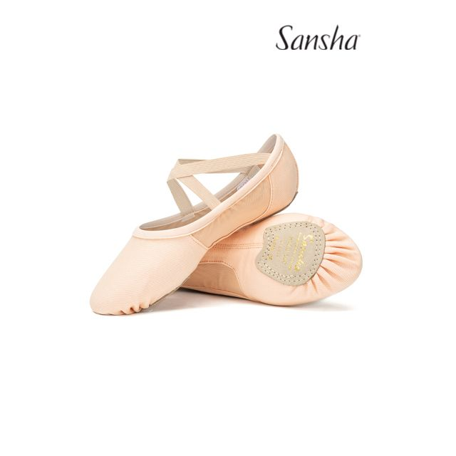 Sansha soft ballet shoes SLIM 30C