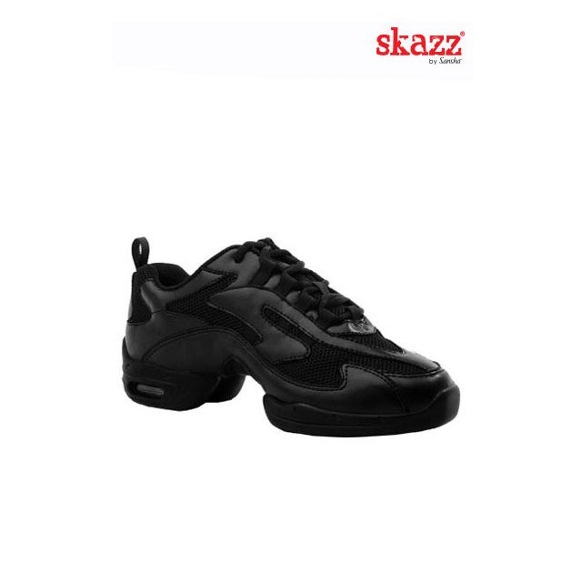 P22M TUTTO NERO Childrens SKAZZ p22/ m Tutto Nero Dance Sneaker Shoe P-Sole for Adult Child