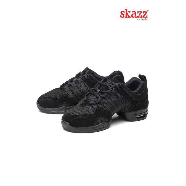 Sansha Skazz sneakers TUTTO NERO P22LS