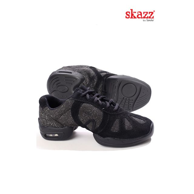 Sansha Skazz low top sneakers STEP SHIMMERY P40SC