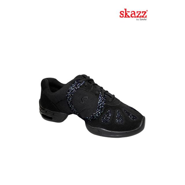 Sansha Skazz low top sneakers STEP GLITTER P40C