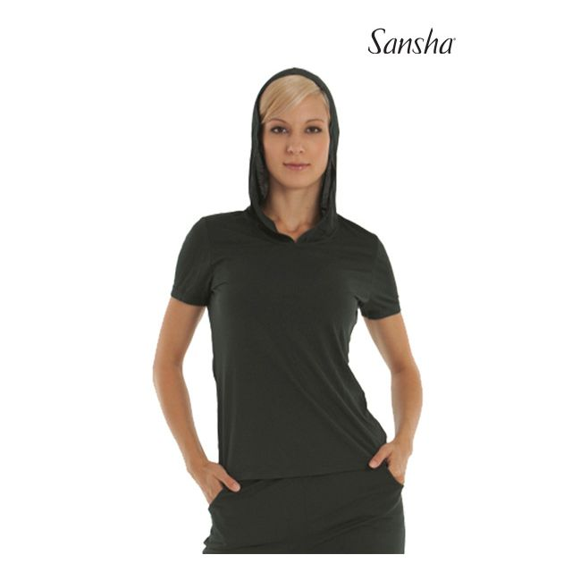 Sansha Hooded T-shirt PATRICIA PL3011R