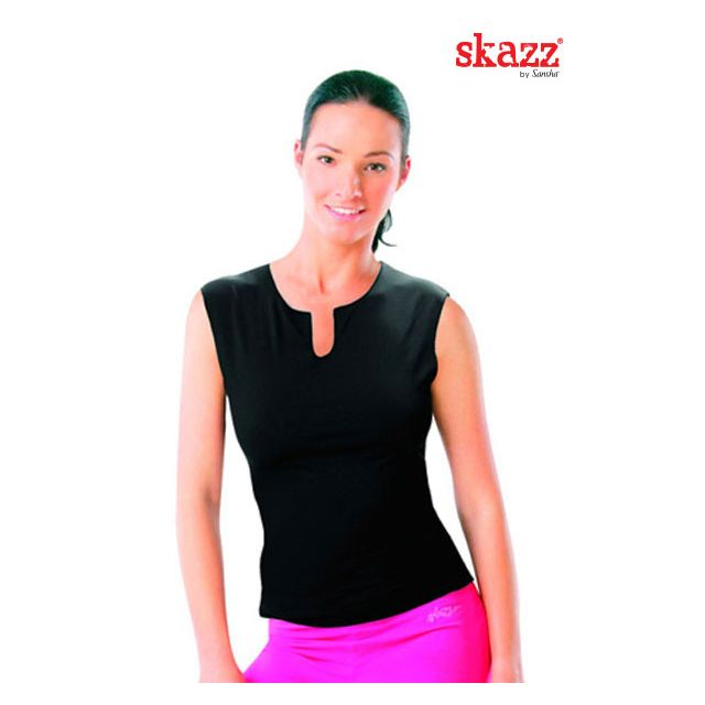 Sansha Skazz sleeveless top SK2034
