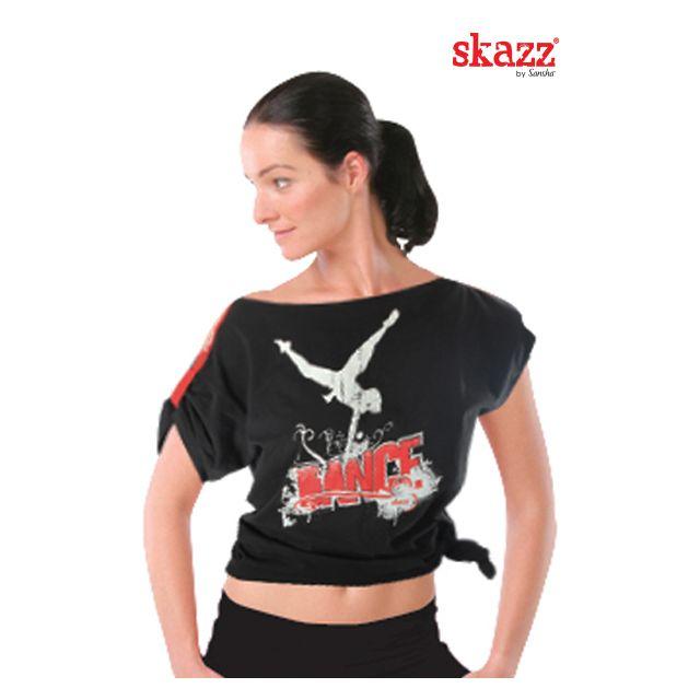 Sansha Skazz printed t-shirts SK3005