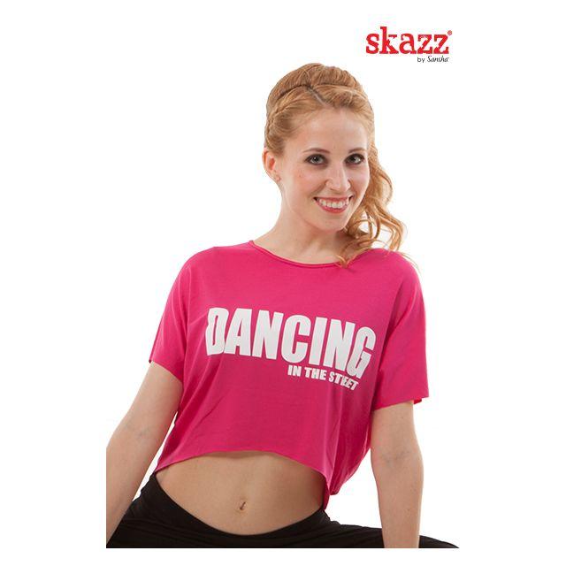 Sansha Skazz t-shirts SK3042V