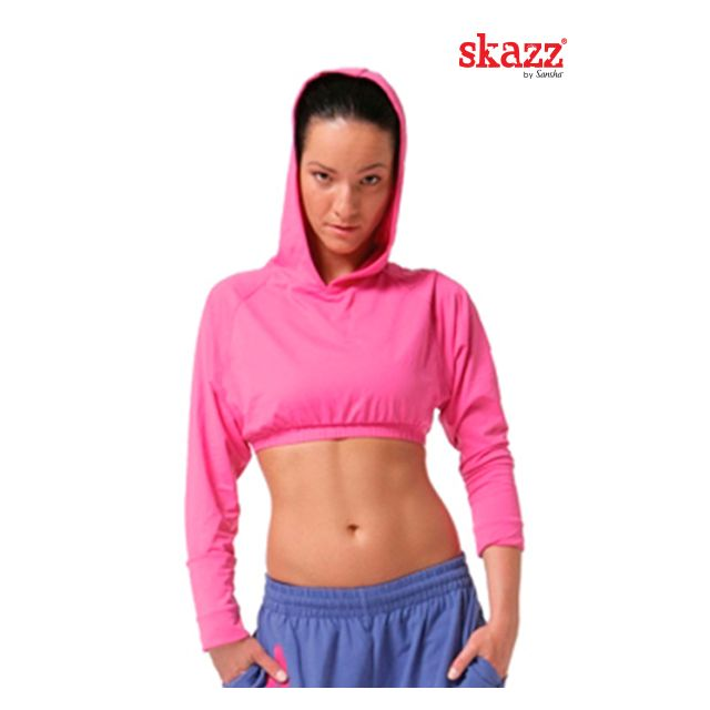 Sansha Skazz Cropped hoodie SK4026