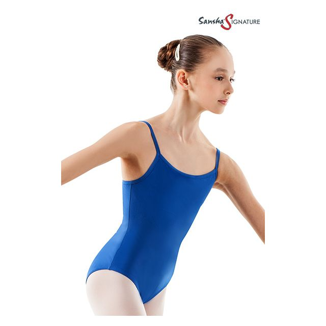 Sansha Sign girls camisole leotard STACIE Y1555C