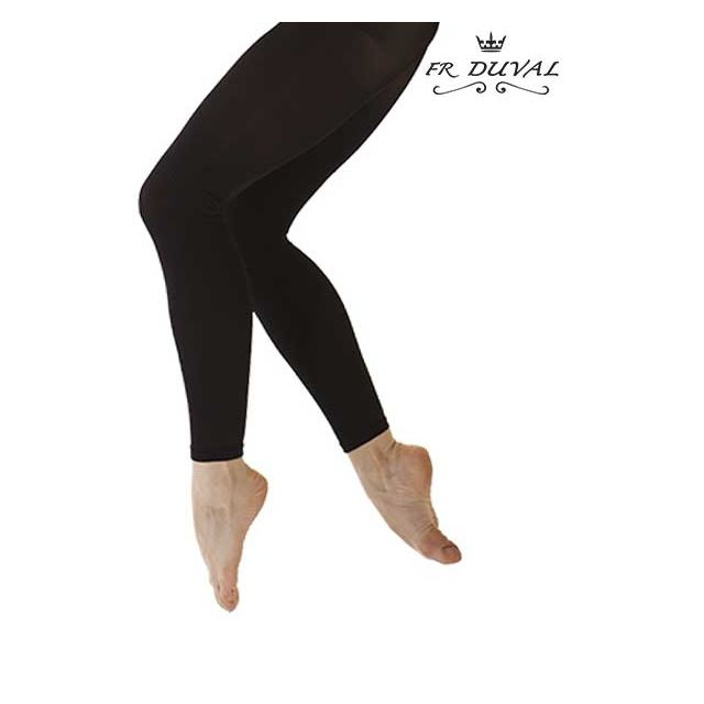 Duval tights without feet T16CH