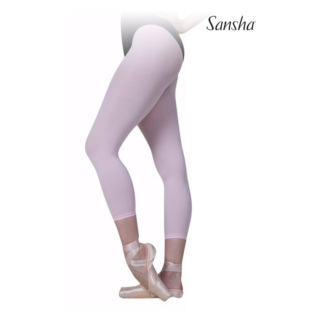 Sansha children footless tights T96CH
