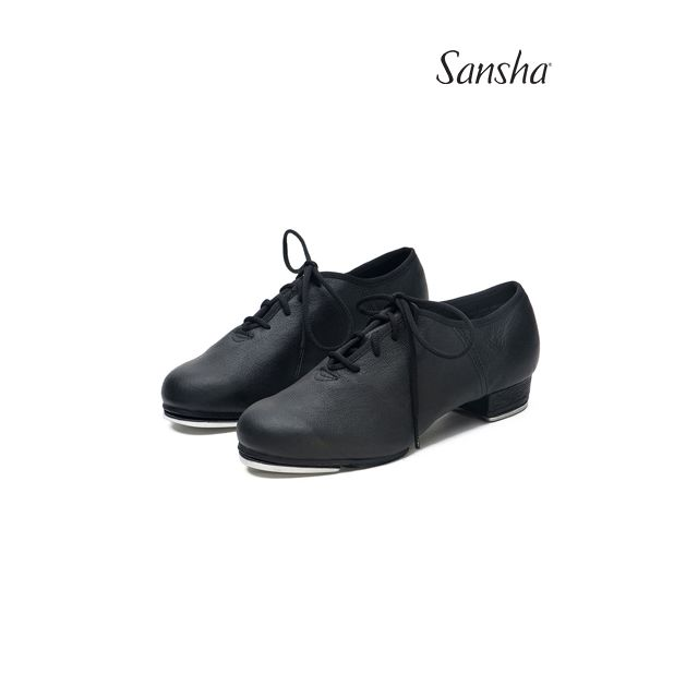 Sansha tap shoes suede sole T-SPLIT TA01Lco