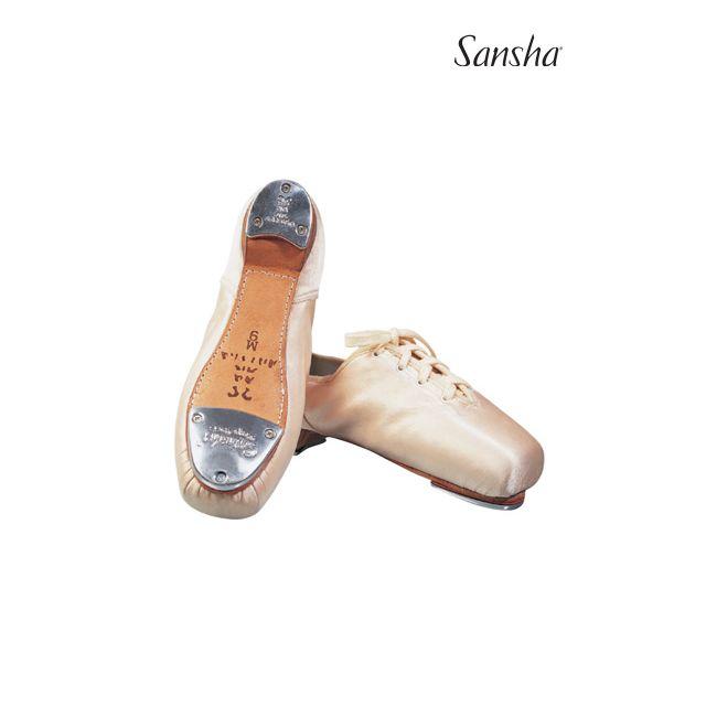 Sansha Pointe shoe fitted taps T-PERINA TA11S