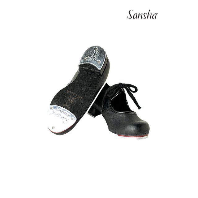 Sansha Leather tap shoe genuine TEE-KIDS TA21L