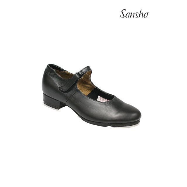 Sansha tap shoes TEE-SOFIETTE TA24Lco