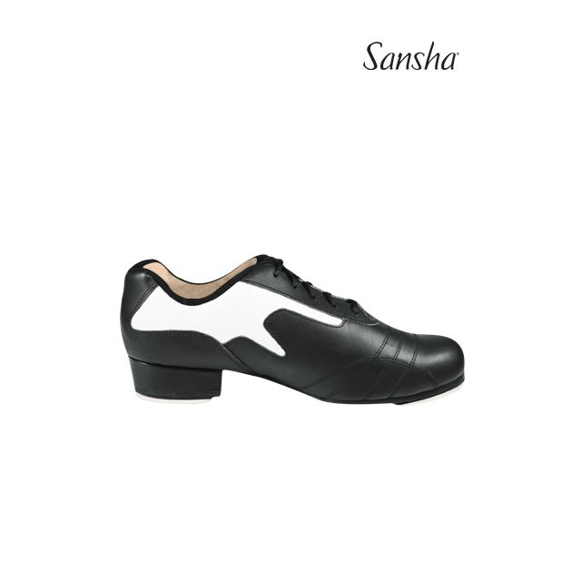 Sansha elegant tap shoes T-BROADWAY TA87L