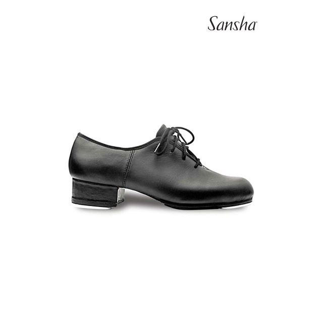 Sansha Lace-up tap shoes T-WORLD TA99L