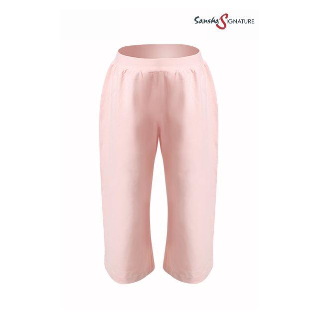 Sansha Sign girls wide leg pants JEHAN Y0453C