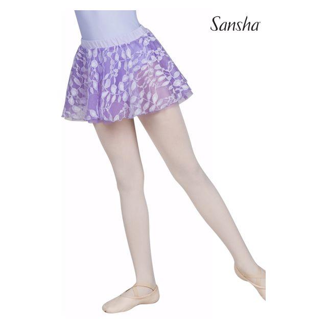 Sansha girls pull-on skirt FALA Y0729P