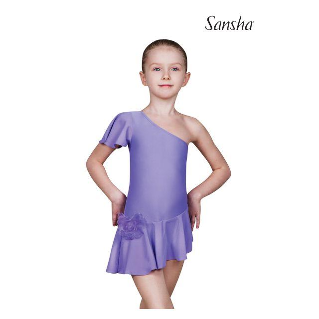 Sansha Asymetric ballroom dress BECKIE Y1710P