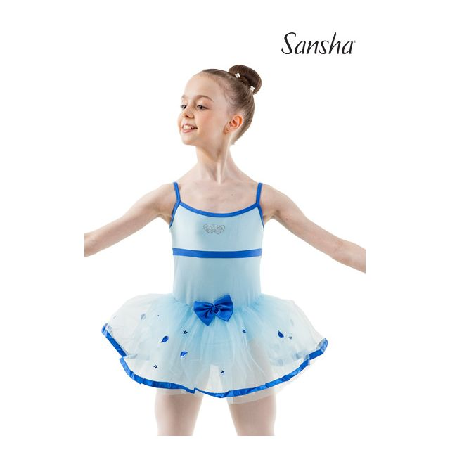 Sansha girls camisole tutu dress BELINA Y1712N